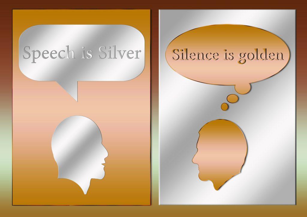 Mag een verdachte zwijgen - Problemen met justitie