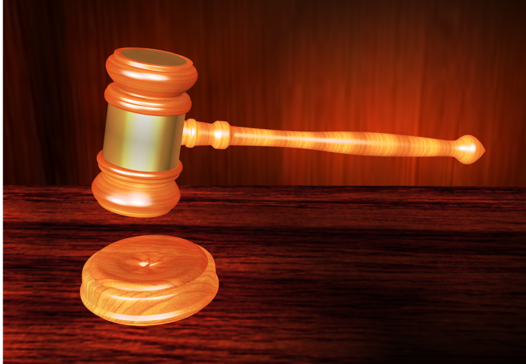Algemene en bijzondere voorwaarden - Problemen met justitie