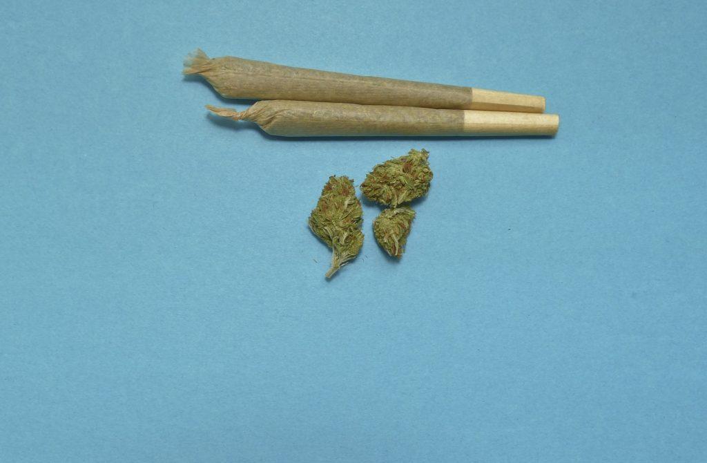 Drugshandel - Problemen met justitie
