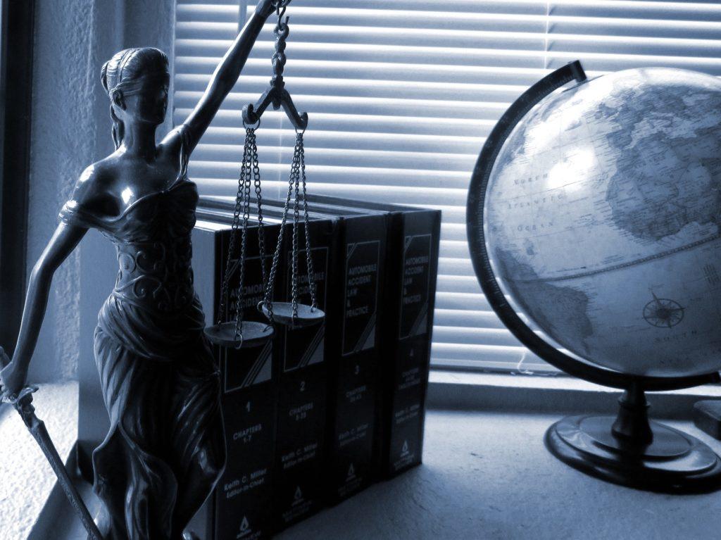 Afdreiging - Problemen met justitie